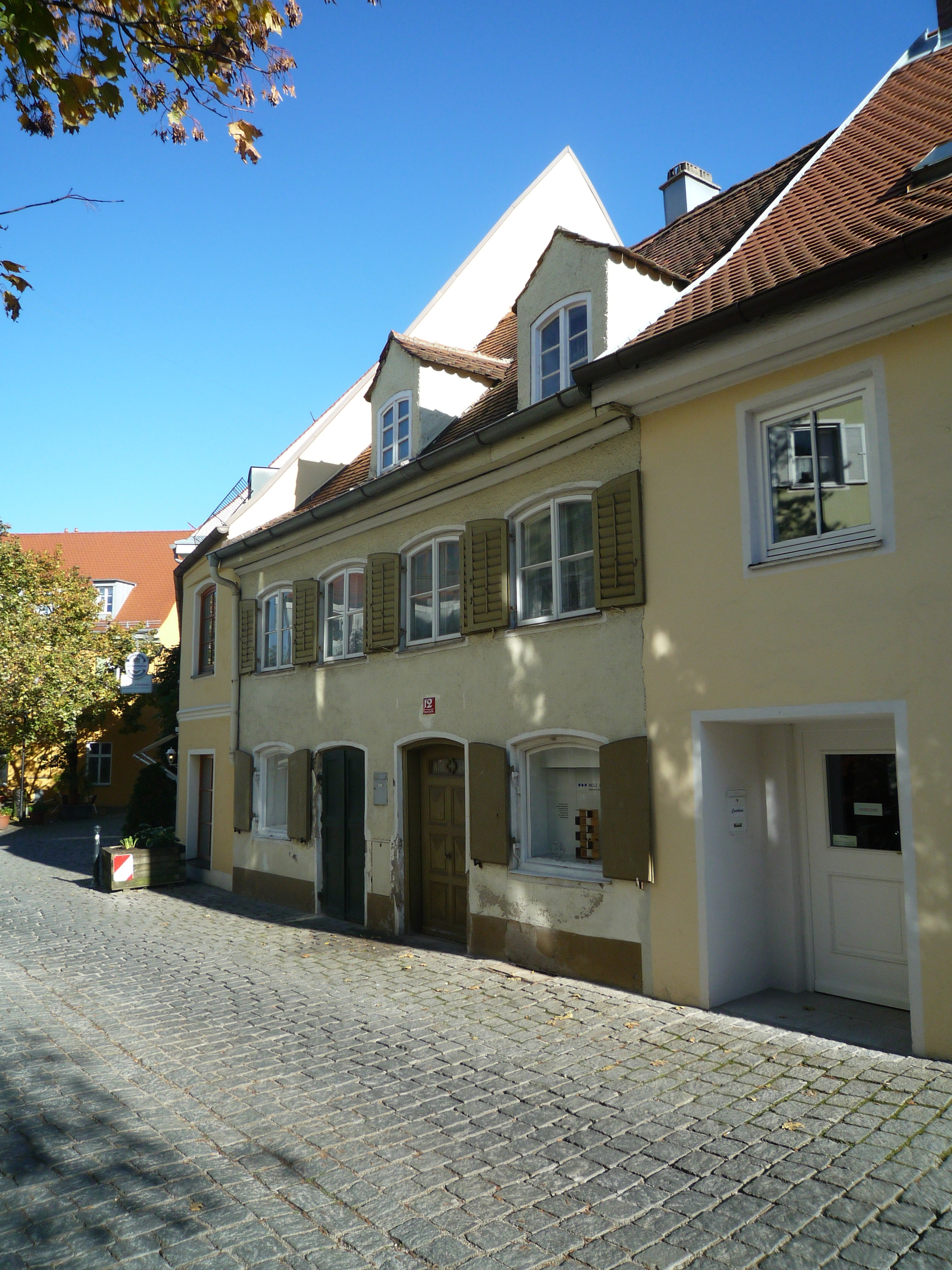 DateiGeneral-von-Nagel-Strau00dfe 12 (Freising).jpg U2013 Wikipedia