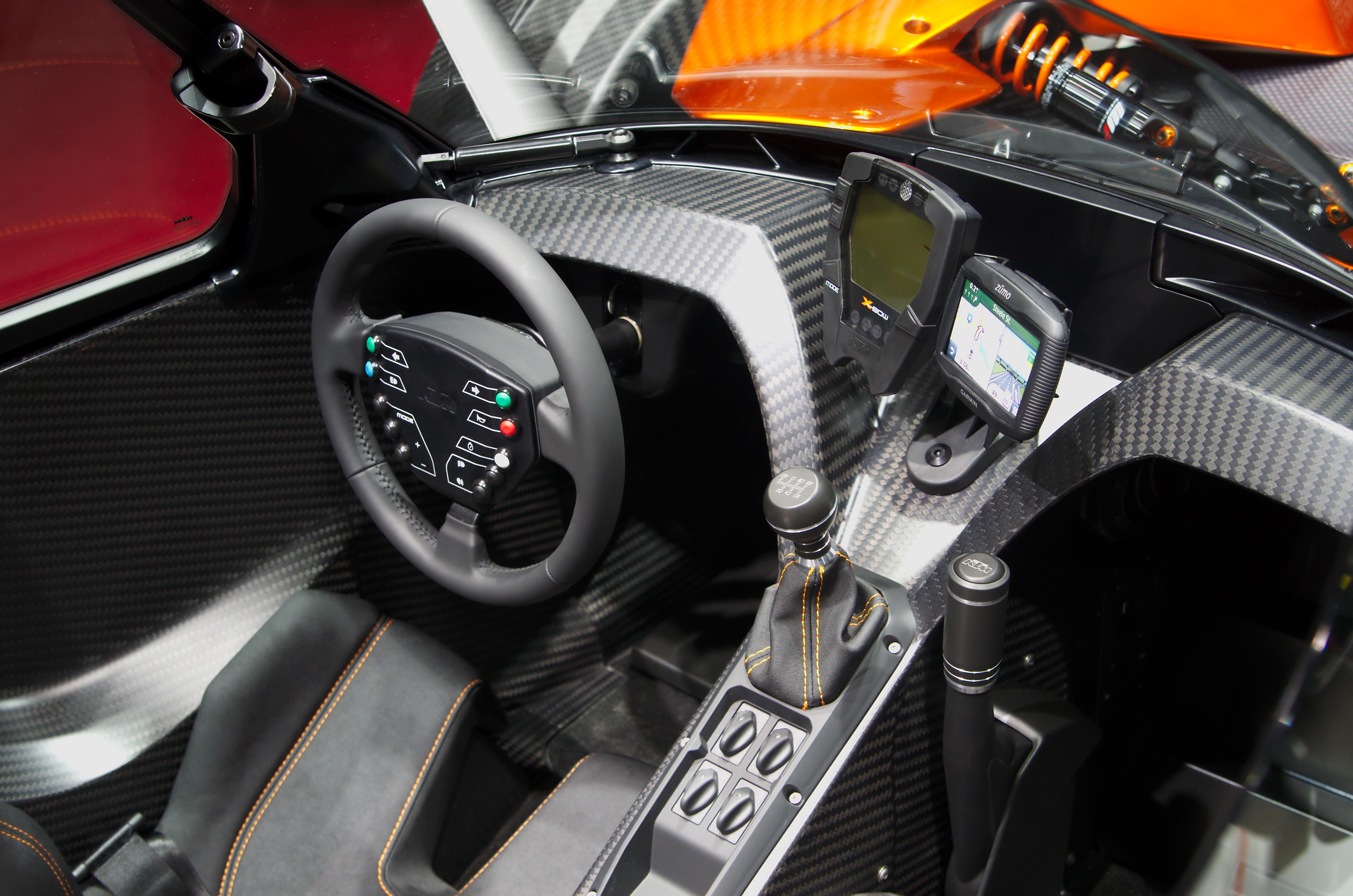 Ktm Crossbow Sports Car