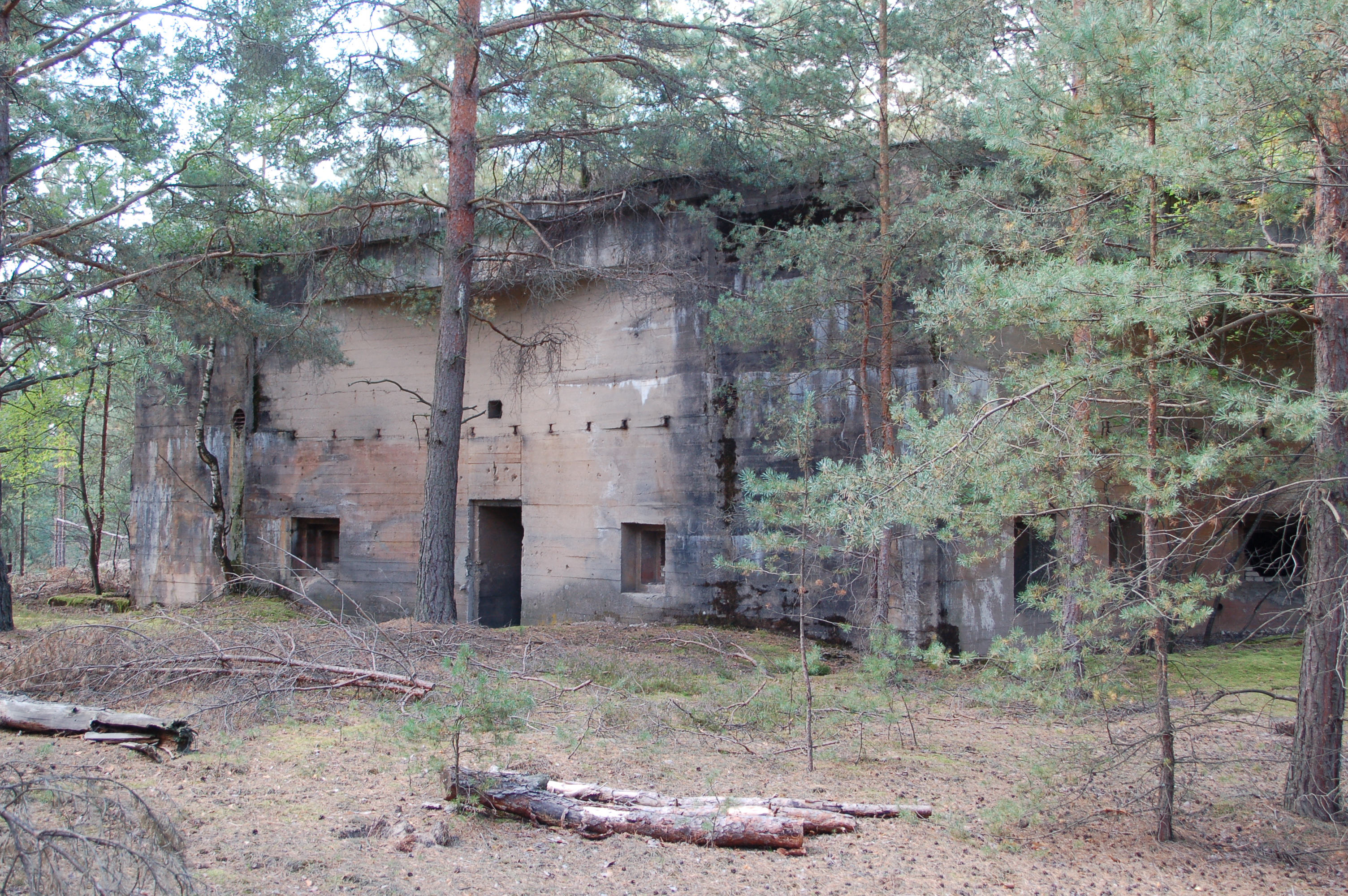 Abandoned Places In The World File German Bunker From Ww2 Near Szprotawa By Maciej