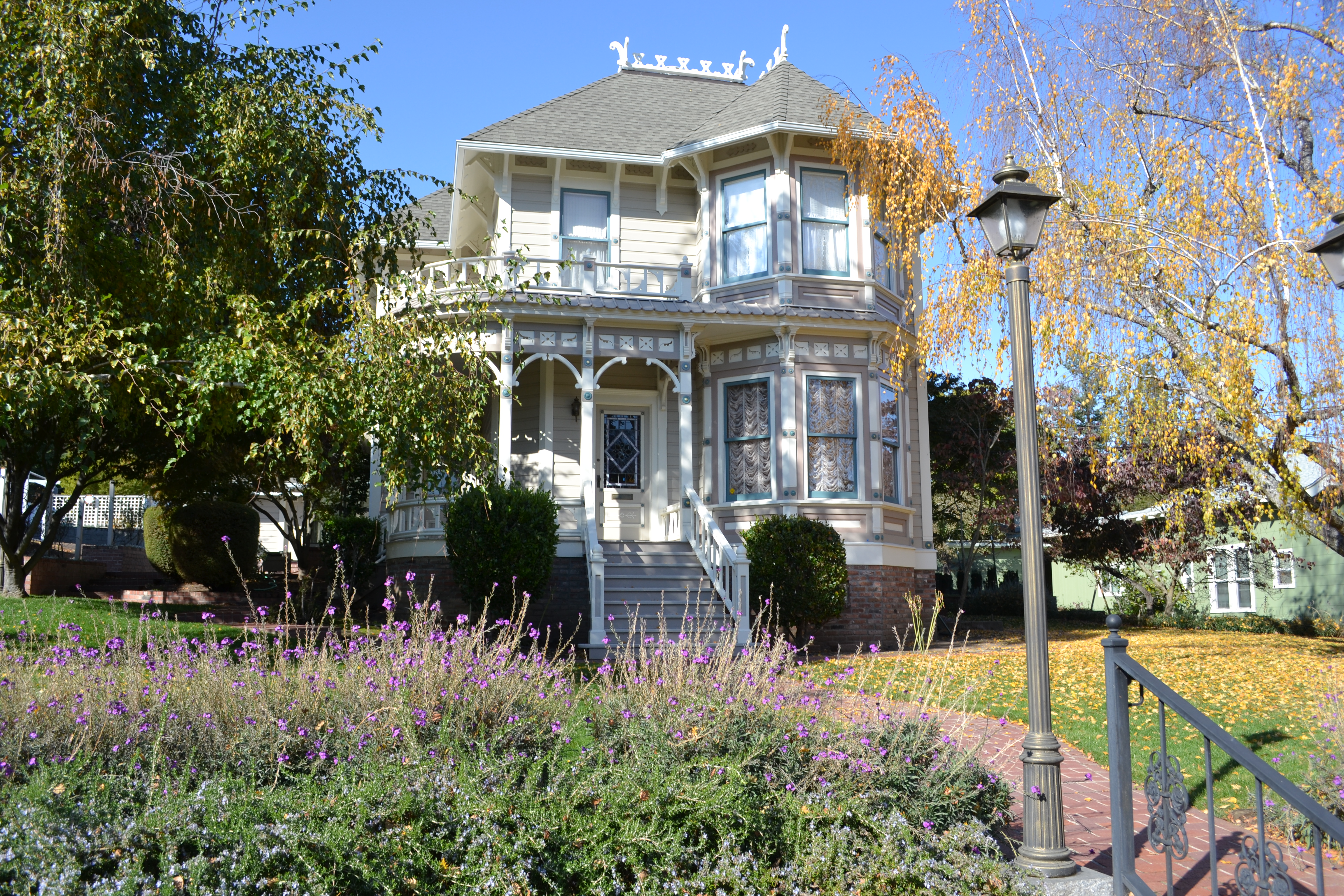 Oregon Victorian Houses And Victorian On Pinterest