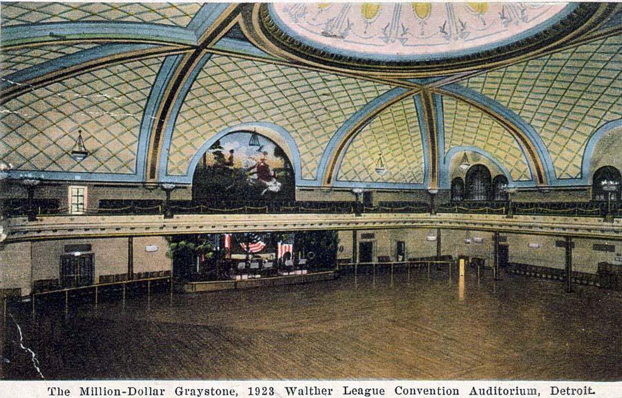 Graystone Ballroom Wikipedia