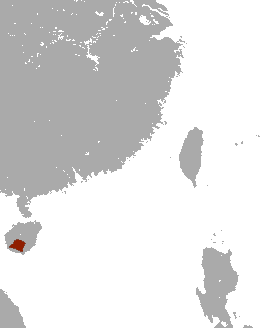 Hainan Gymnure area.png
