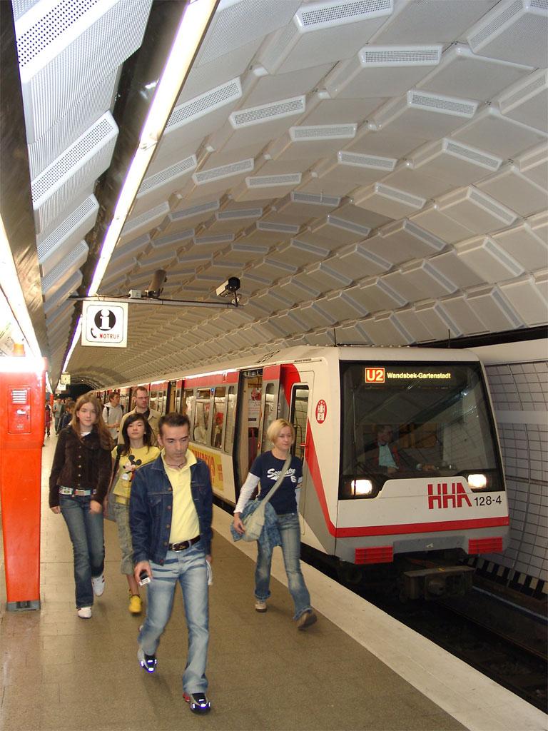 Metro U-Bahn (Fuente Wikipedia)