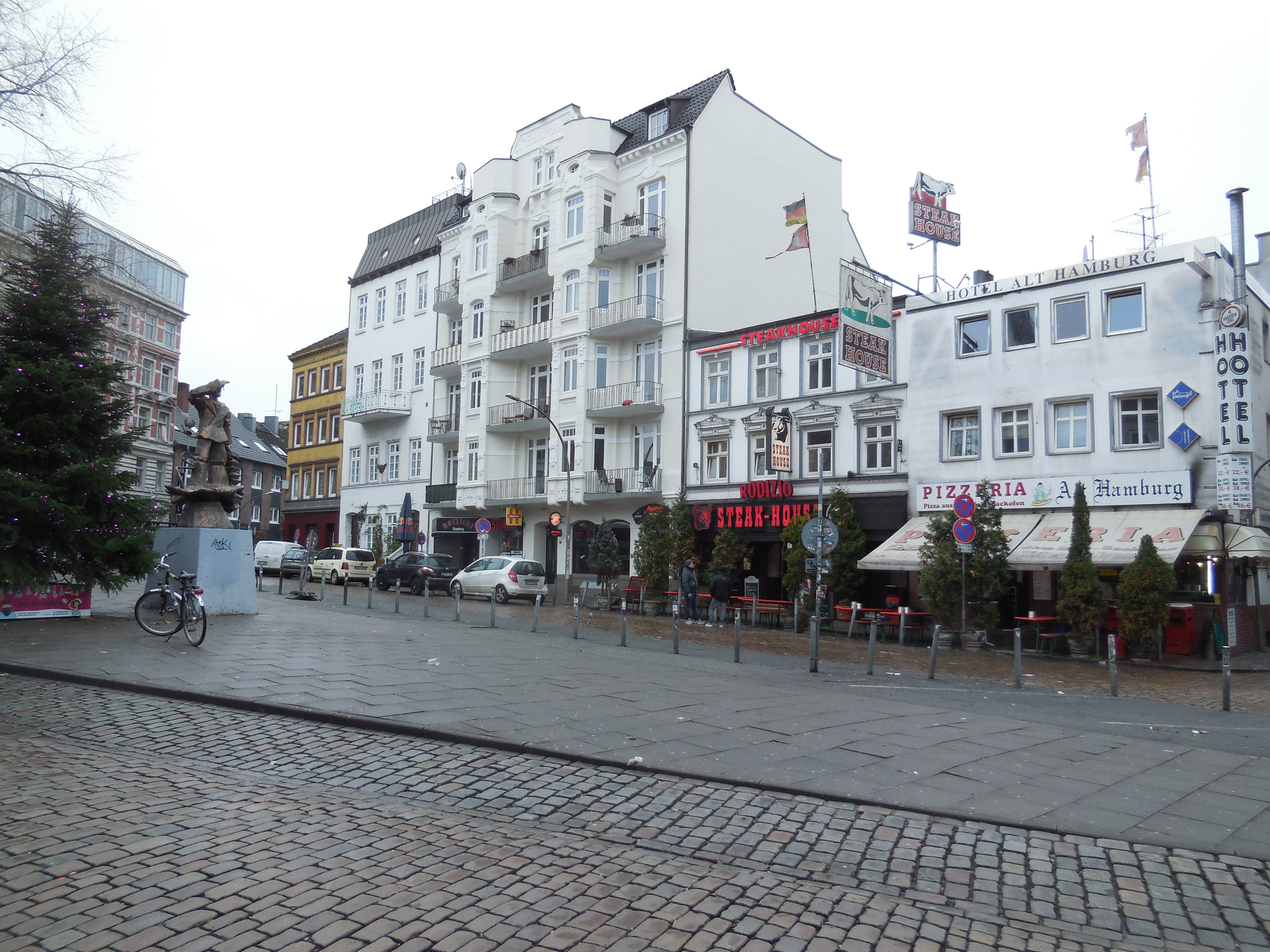 Hans Albers Platz Hamburg