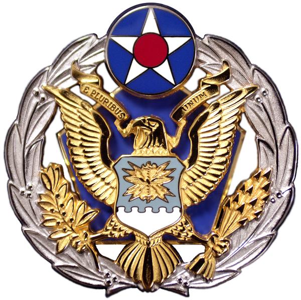 Headquarters US Air Force Badge