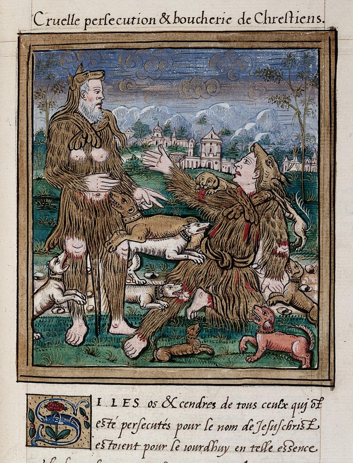Очень глючные средневековые миниатюры