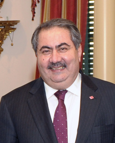 Hoshyar Zebari Iraqi government minister