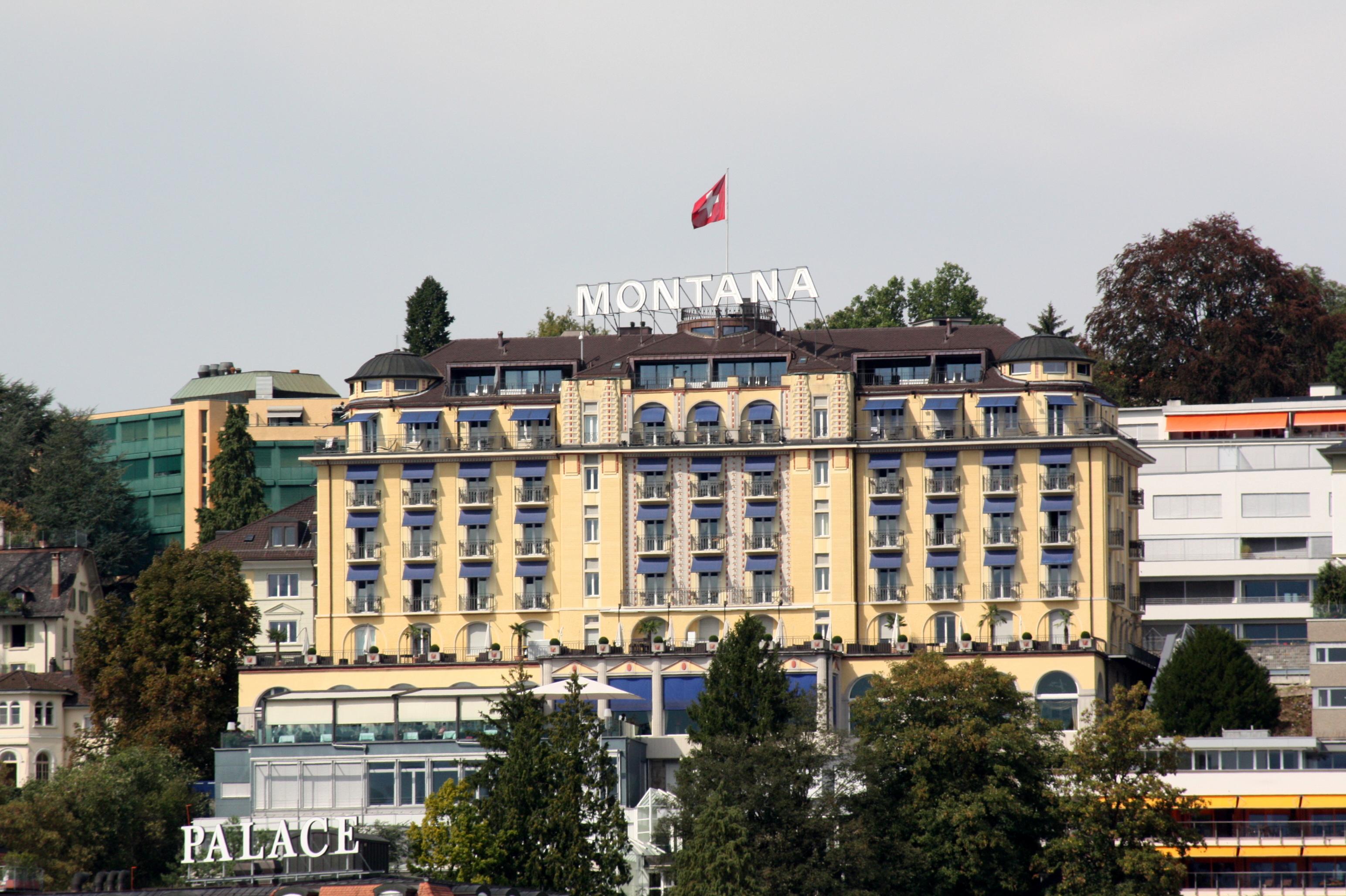 The Montana Hotel London