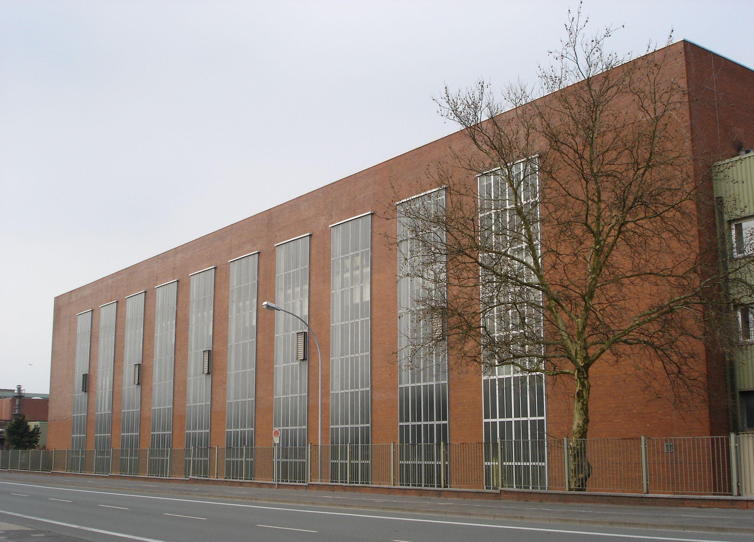 Preussag Ballastkraftwerk Ibbenbüren