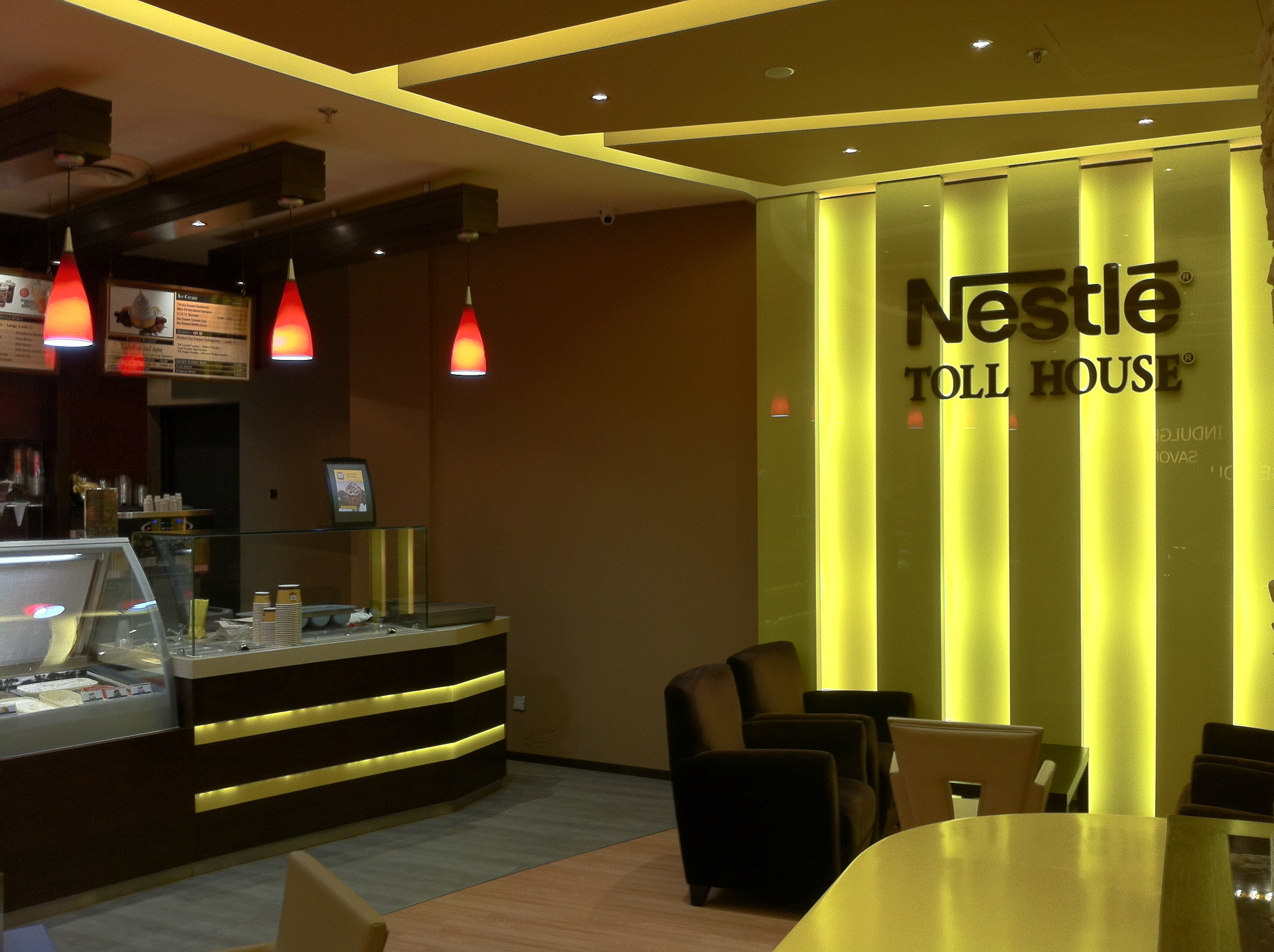 The Nestle Toll House Cafe