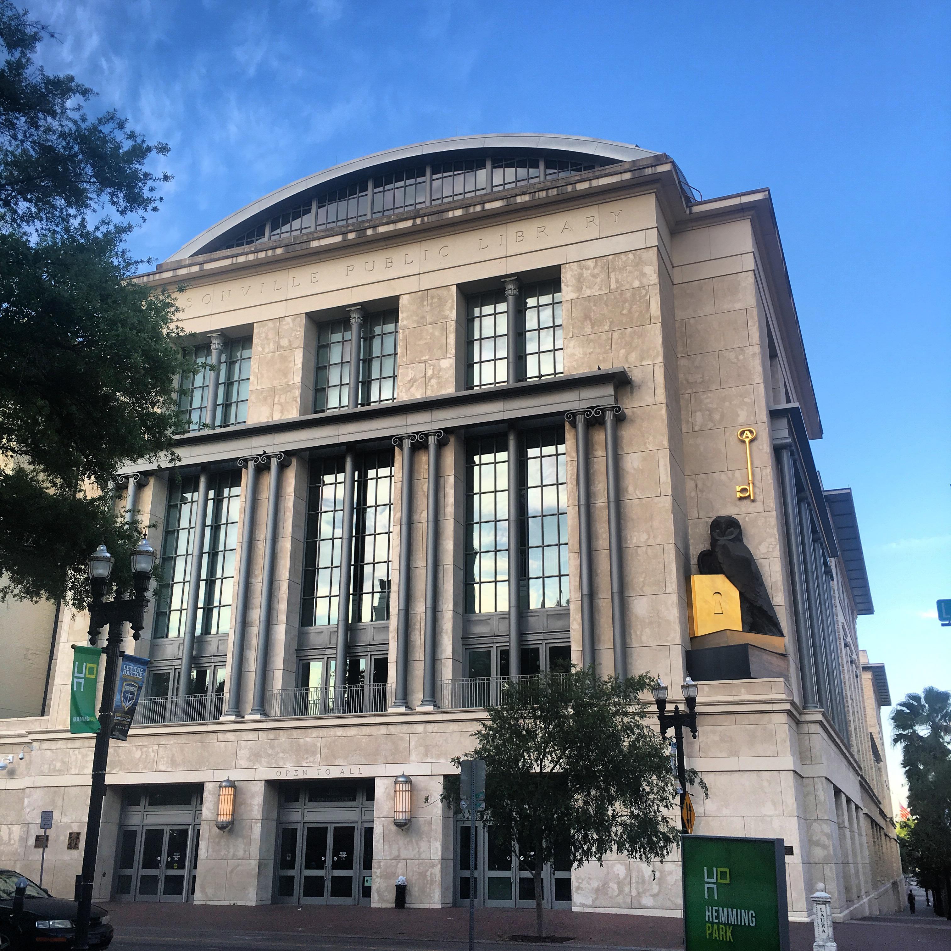 File:Jacksonville Public (Main) Library.jpg - Wikimedia Commons