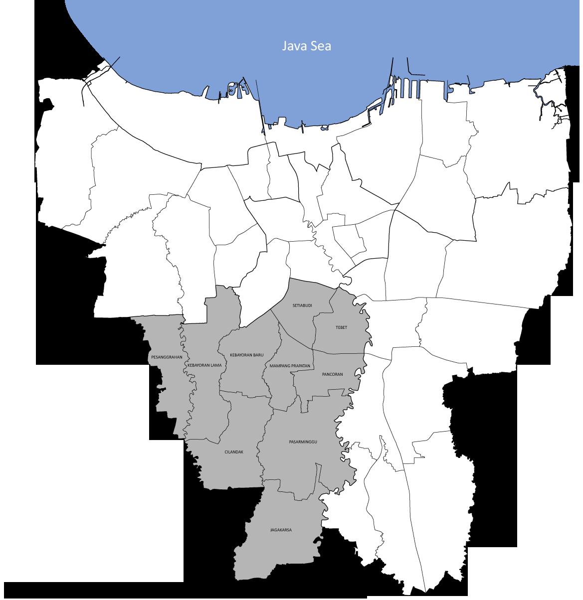 South Jakarta - Wikipedia