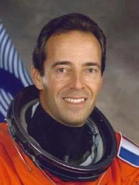 ESA astronaut Jean-Francois Clervoy, NASA photo Source: Wikipedia (www.jsc.nasa.gov unavailable November 2019) JeanFrancoisClervoy-NASA.jpg