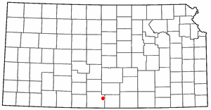Loko di Sharon, Kansas
