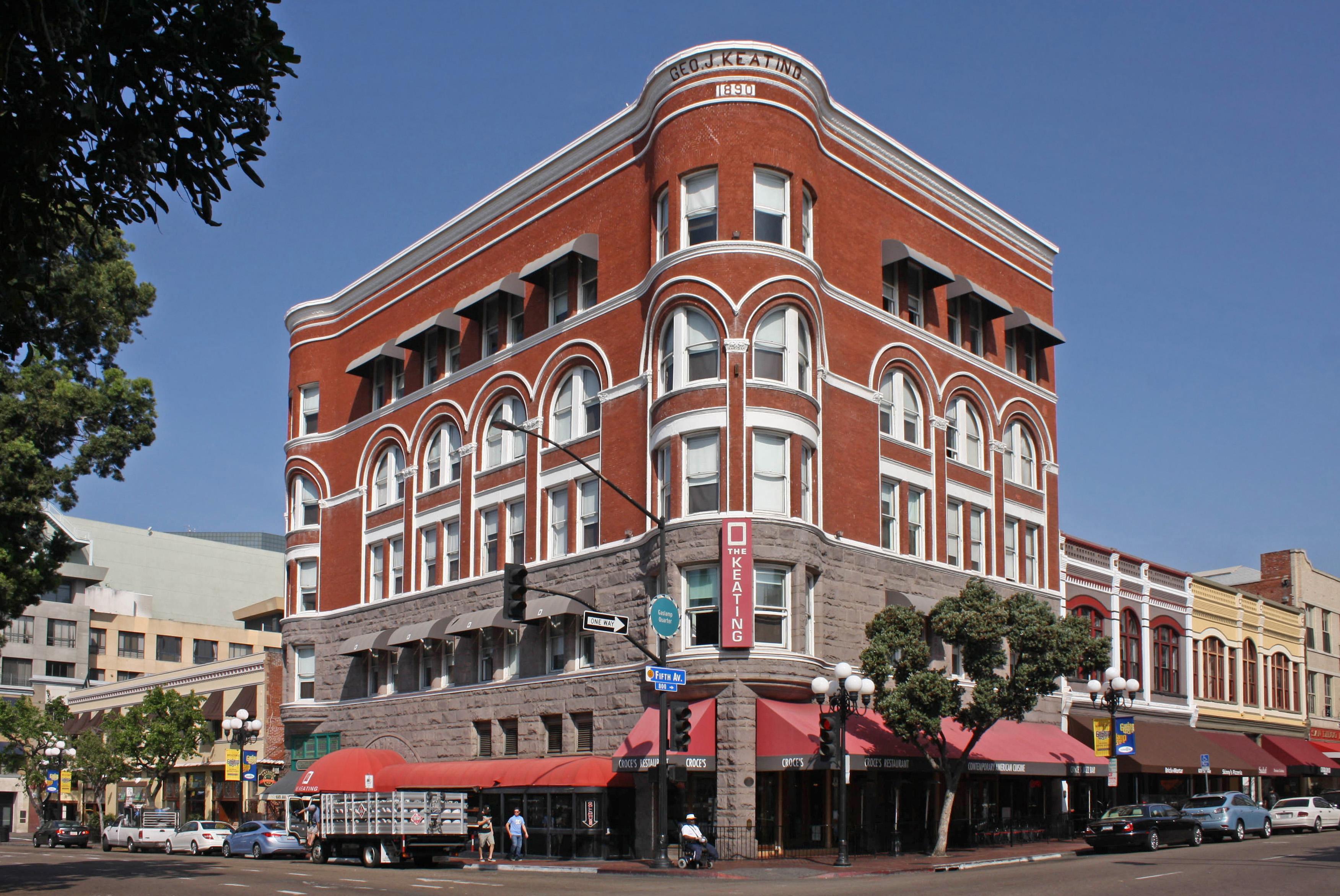 The Keating Hotel San Diego