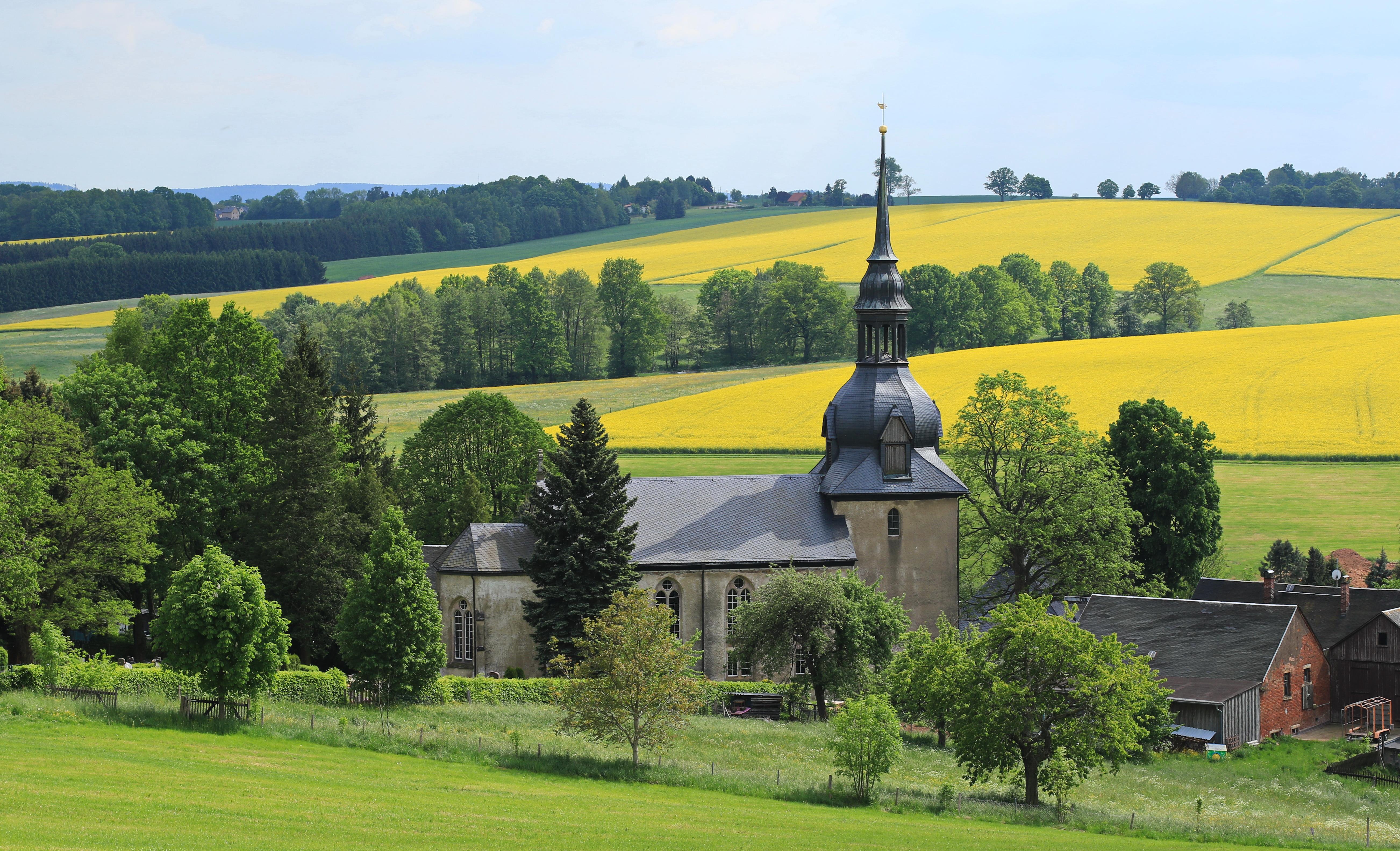 Erlbach-Kirchberg