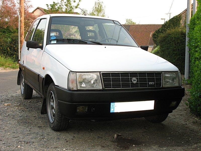 File:Lancia Y10 4WD 1991.JPG - Wikimedia Commons