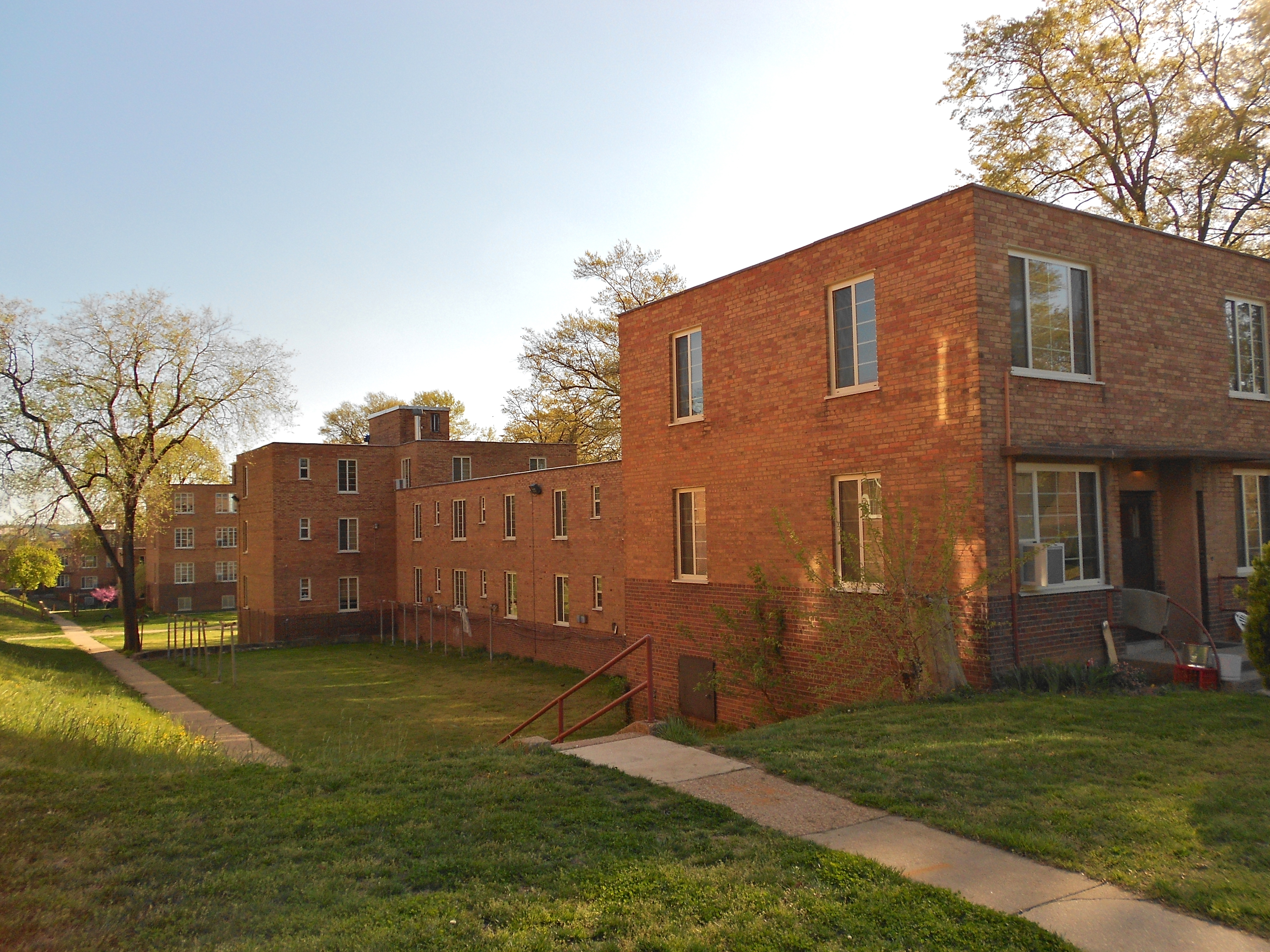 Benning Park Apartments Washington Dc