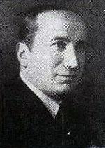 Leopoldo Bard, fondateur et premier président.