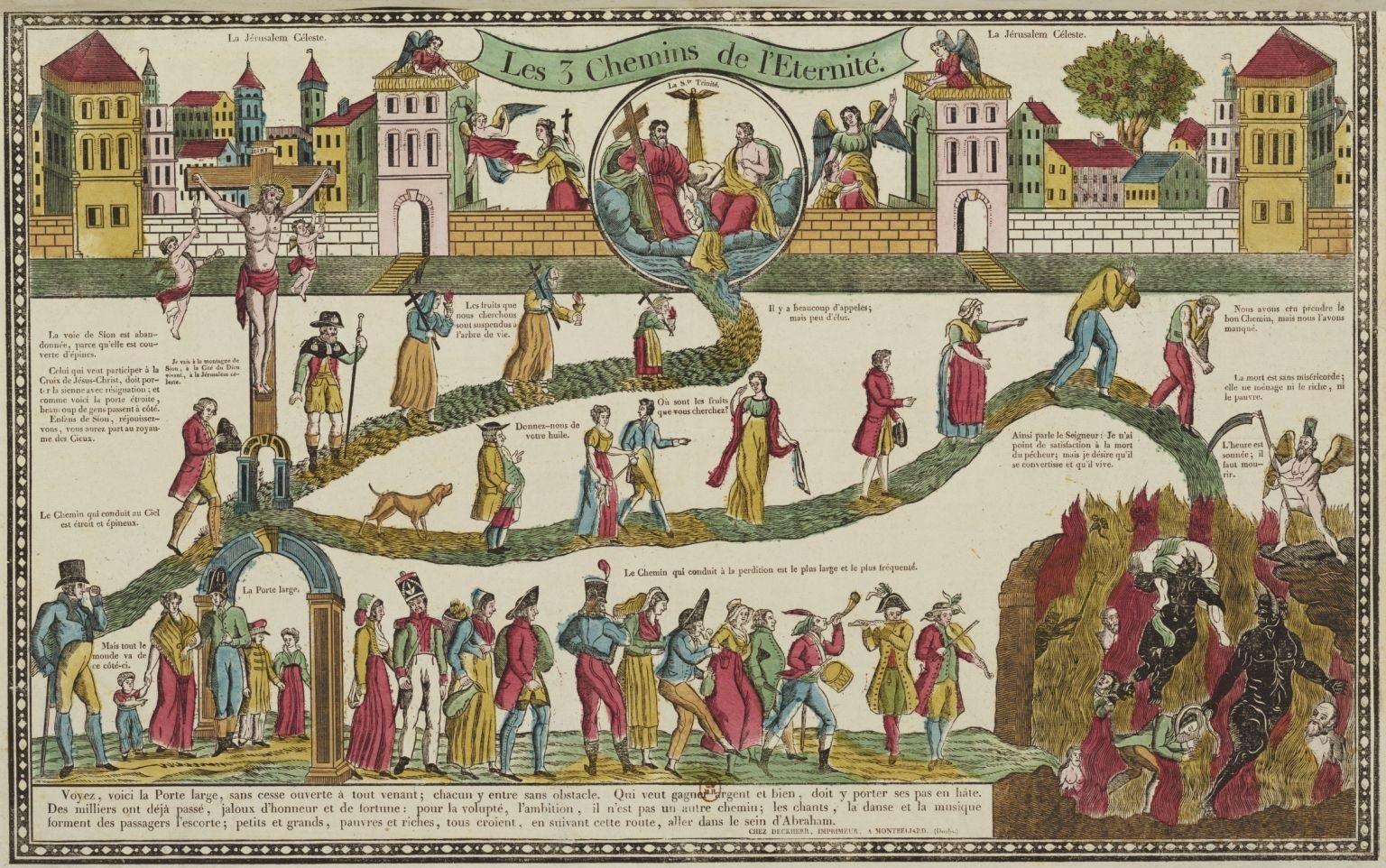 L Art Du Point De Croix file:les 3 chemins de l'éternité - wikimedia commons