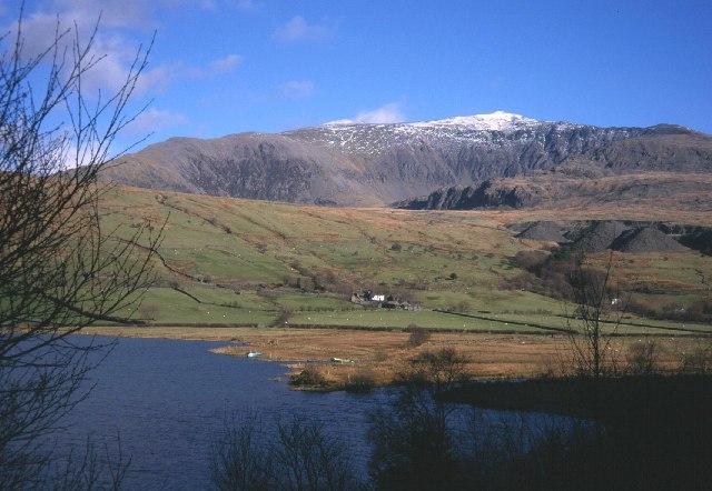 Llyn Cwellyn - geograph.org.uk - 7108