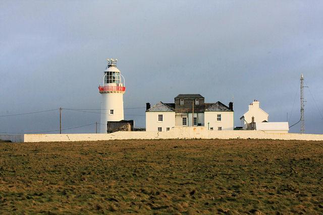 Loop Head lighthouse - geograph.org.uk - 1088805