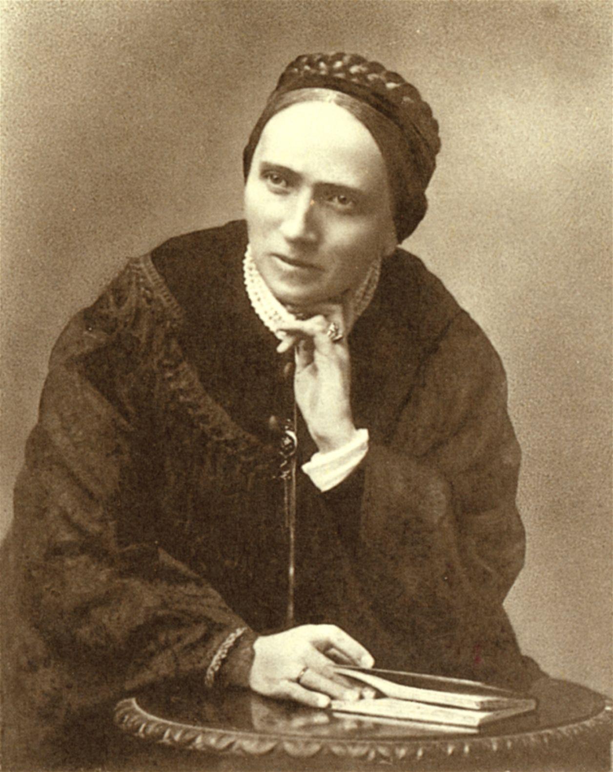 Luise Büchner c. 1870
