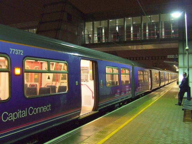 Luton Railway Station East Car Park