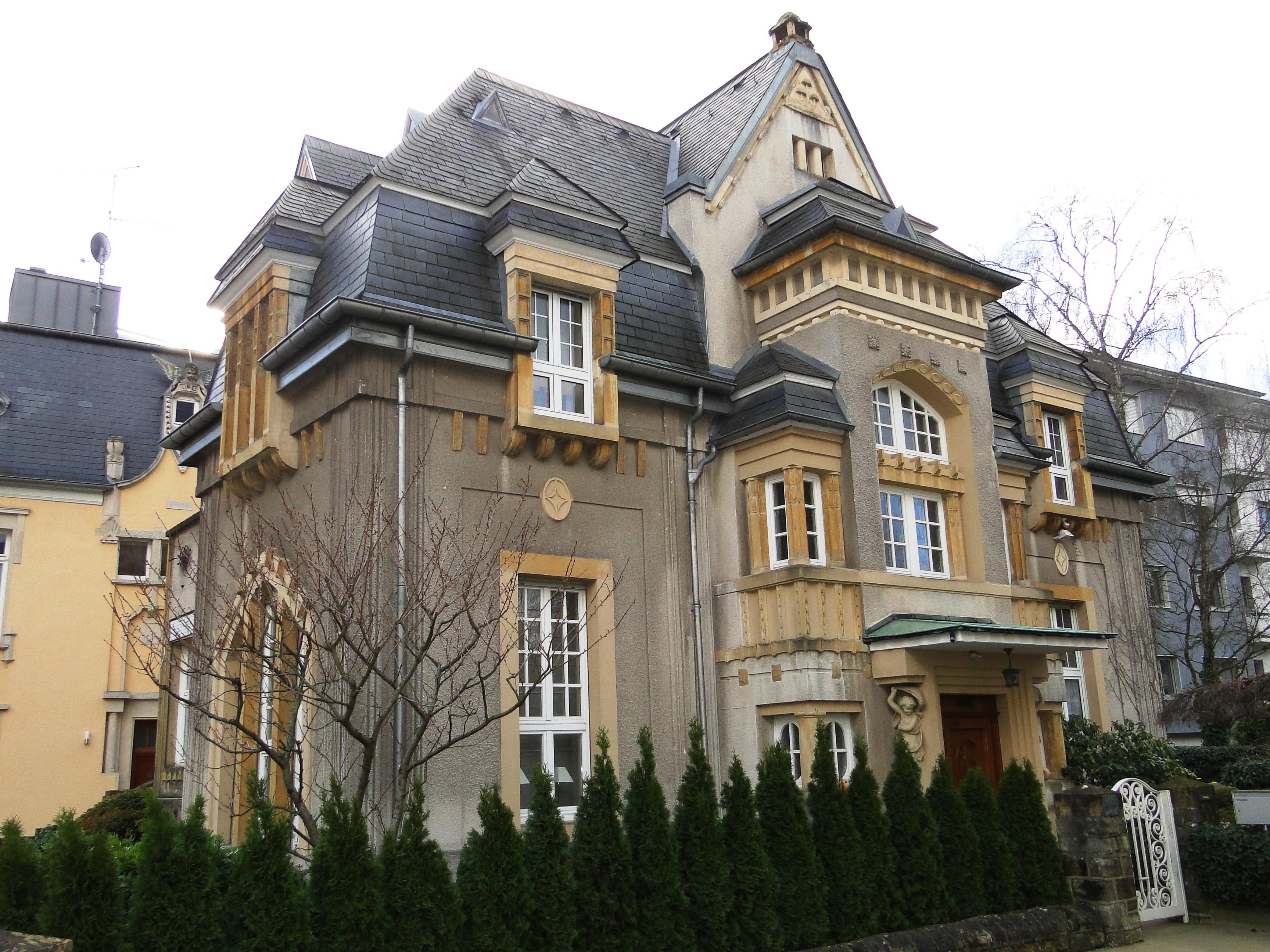 Fichier luxembourg 40 rue albert 1er 2 jpg wikipedia for Maison moderne luxembourg wikipedia