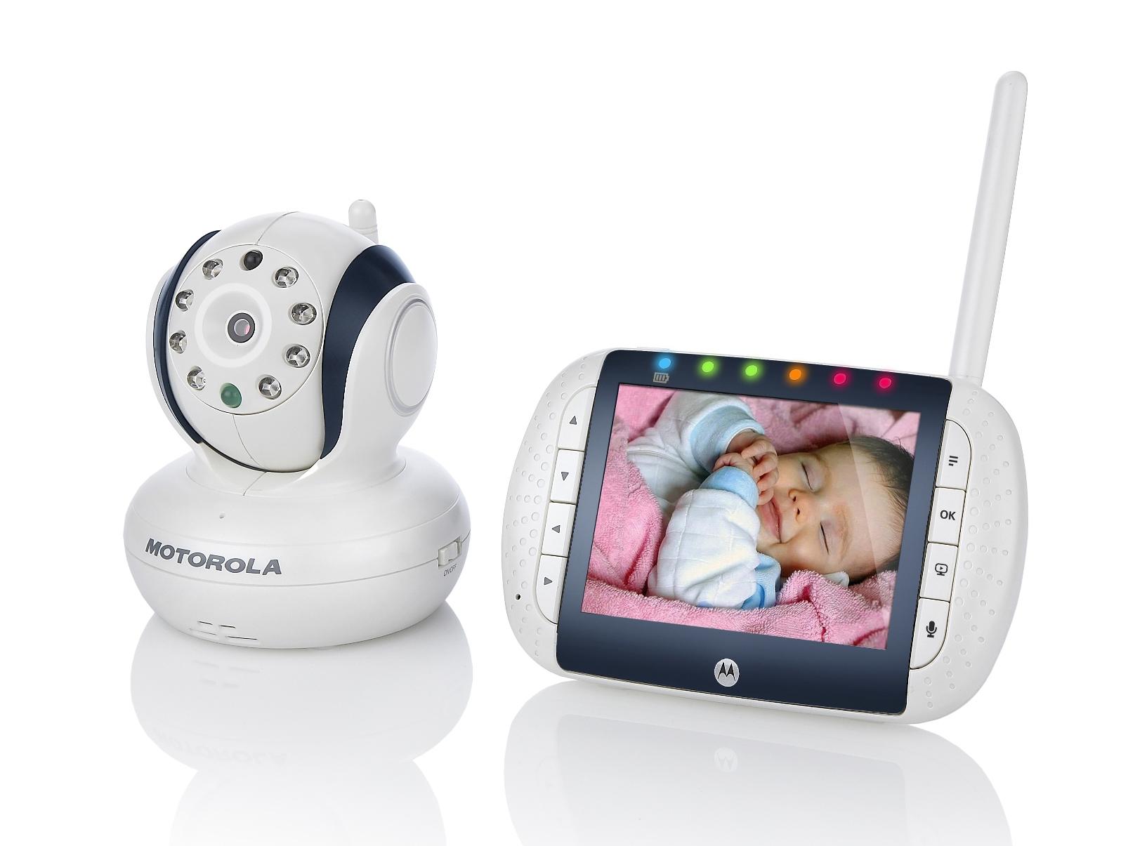 motorola baby monitor mbp33bu manual