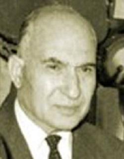 Mahmoud Fawzi Egyptian Prime Minister