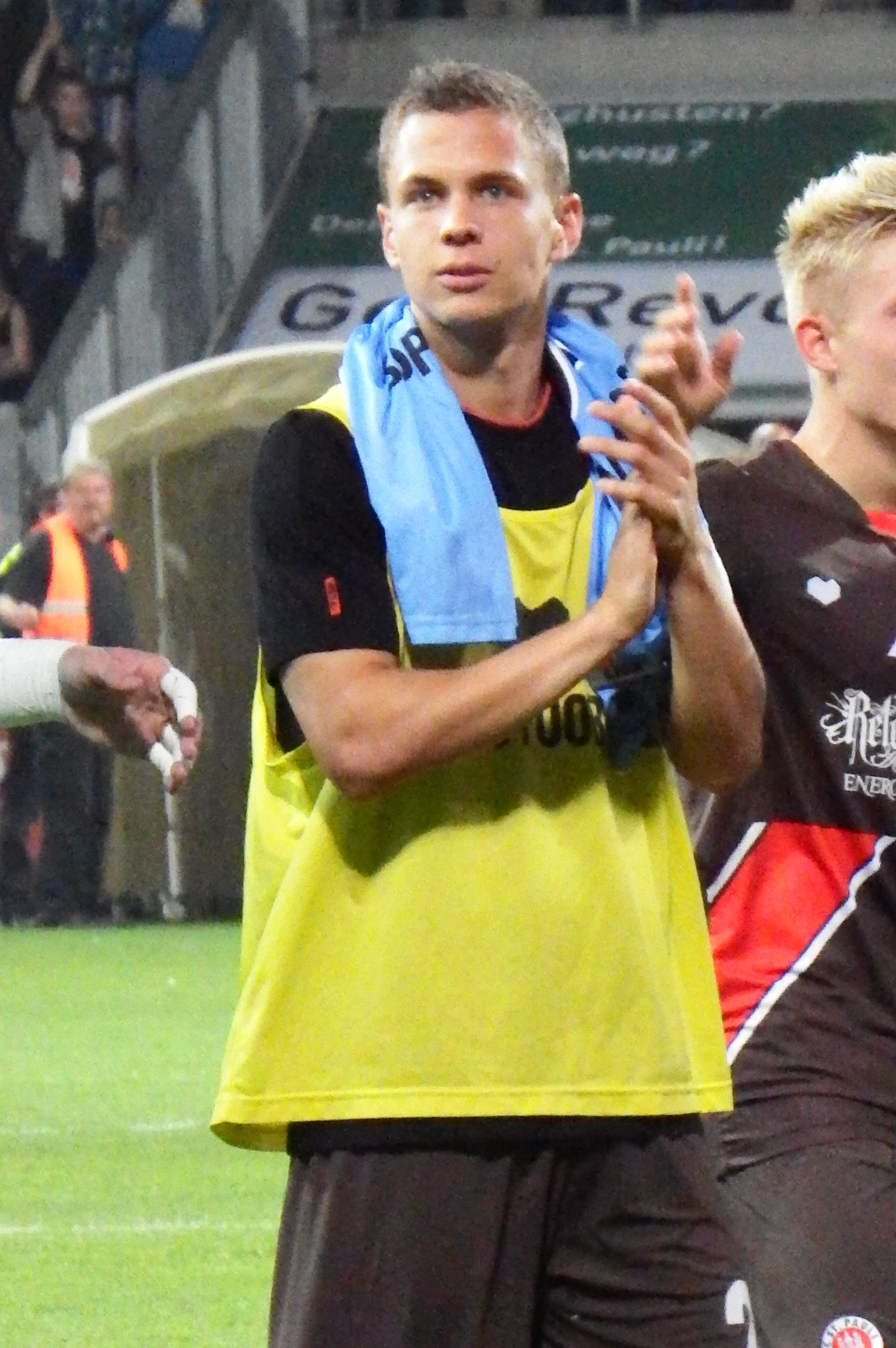 Maier with [[FC St. Pauli]] in 2013
