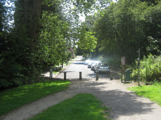 Main Drive, Allestree, Derby - geograph.org.uk - 1653093