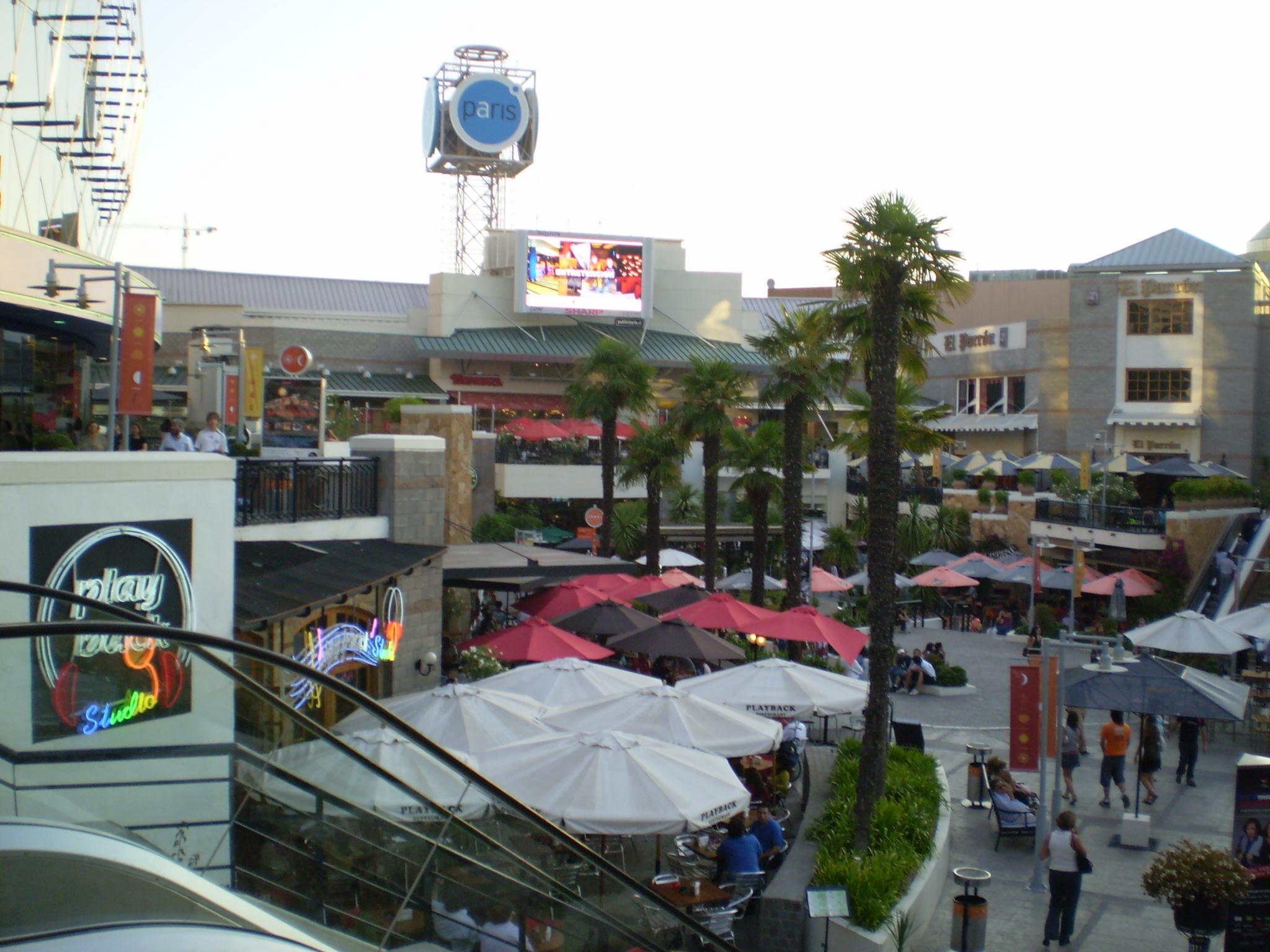 5d5385e1e9f1a Mall Parque Arauco - Wikipedia