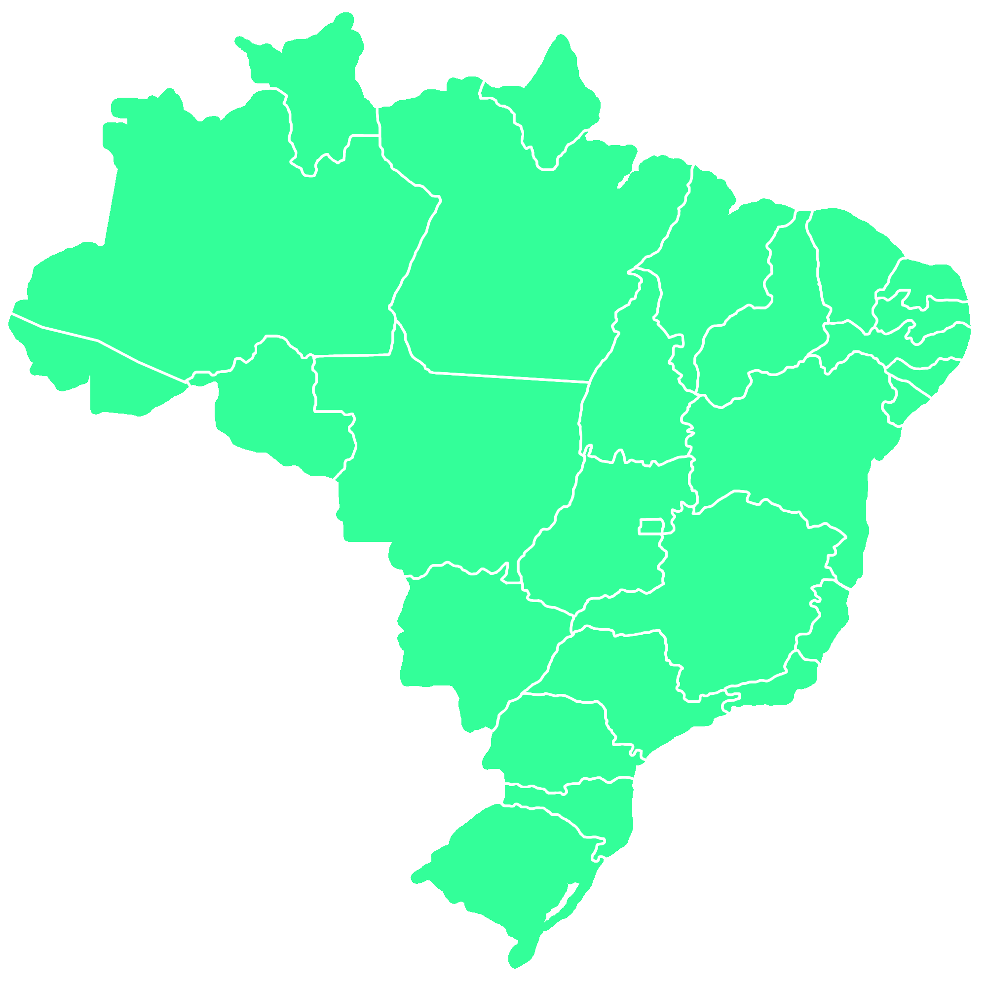 FileMap Of Brazil Statespng Wikimedia Commons - Brazil states map