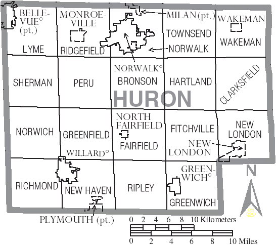 Image Result For Huron County Ohio