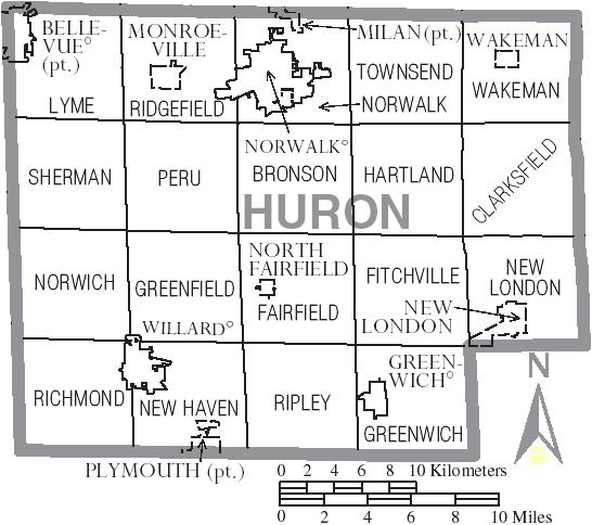 School Districts Of Huron County Ohio Wikipedia