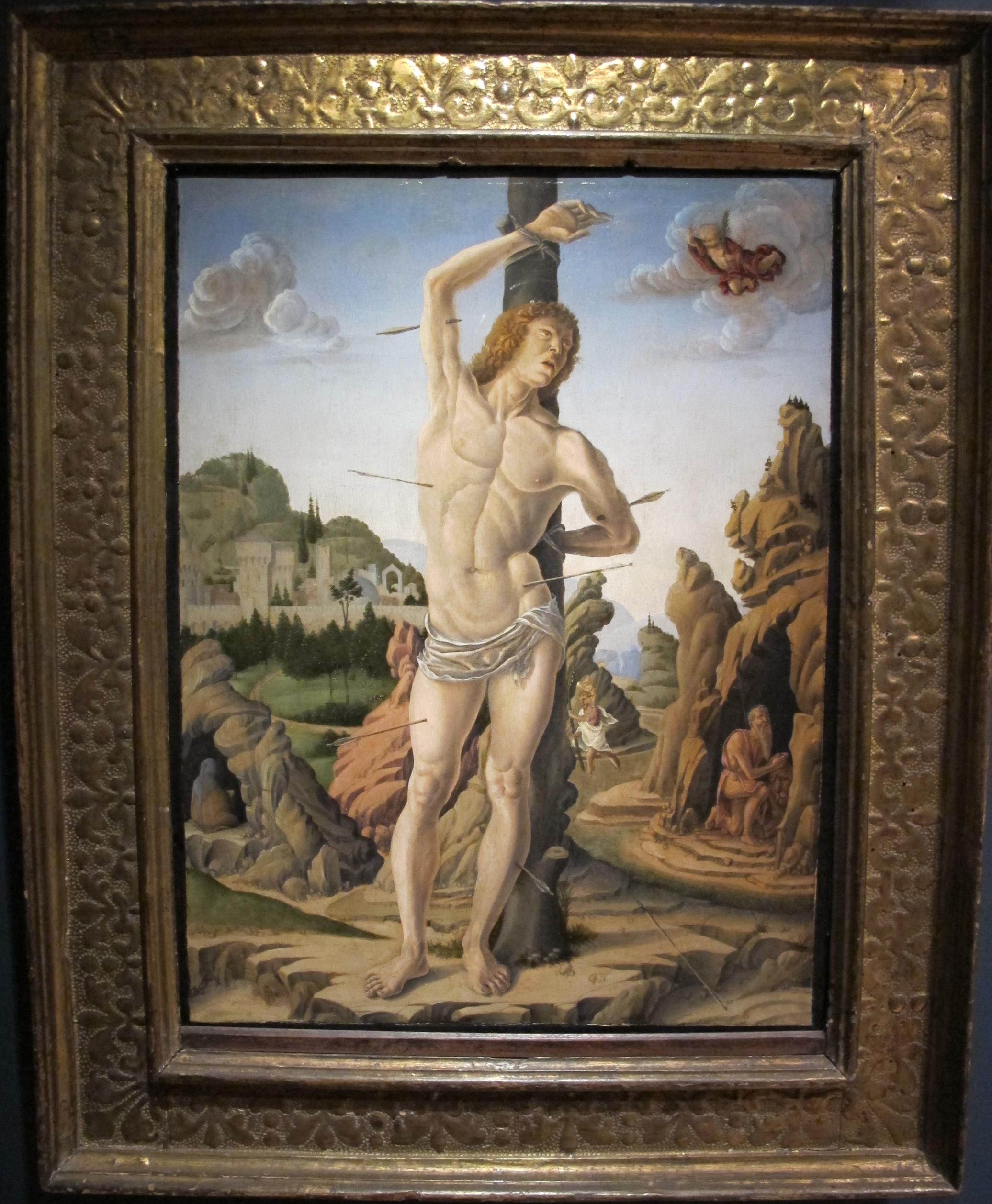 File:Marco zoppo, san sebastiano, 1475-78 ca..JPG - Wikimedia Commons