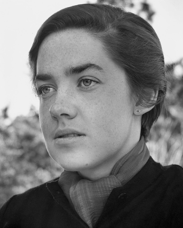 María Elena Walsh en 1952.