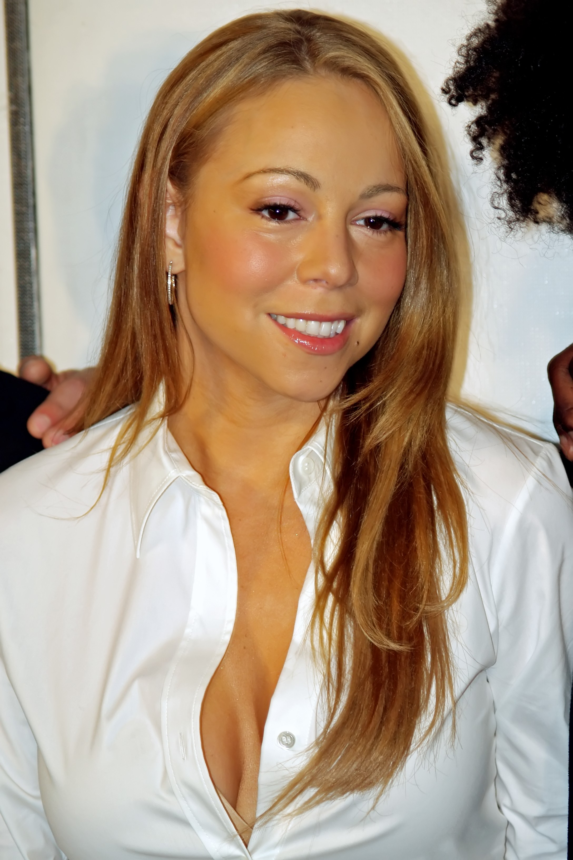 Mariah Carey 4 by David Shankbone mariah carey wallpaper