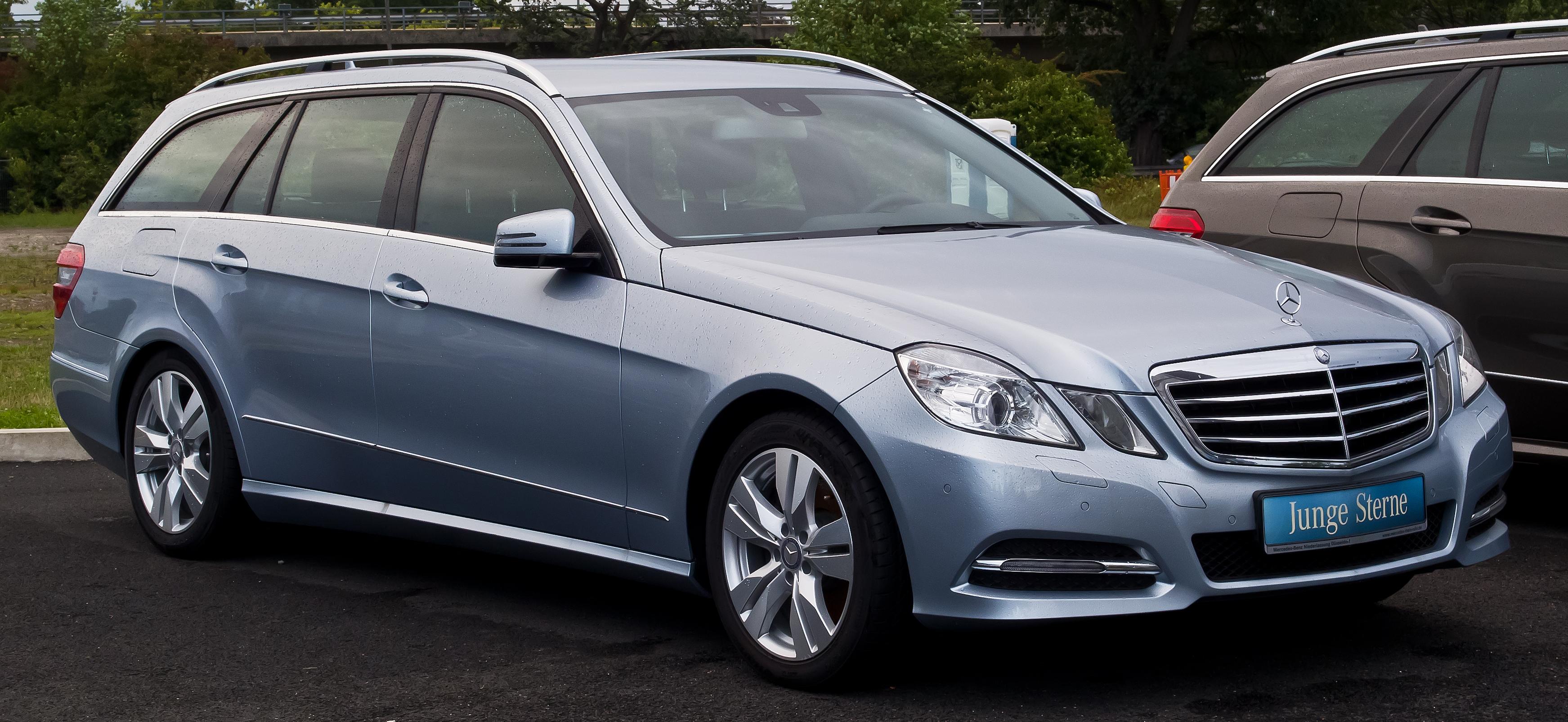 Mercedes Class M Review