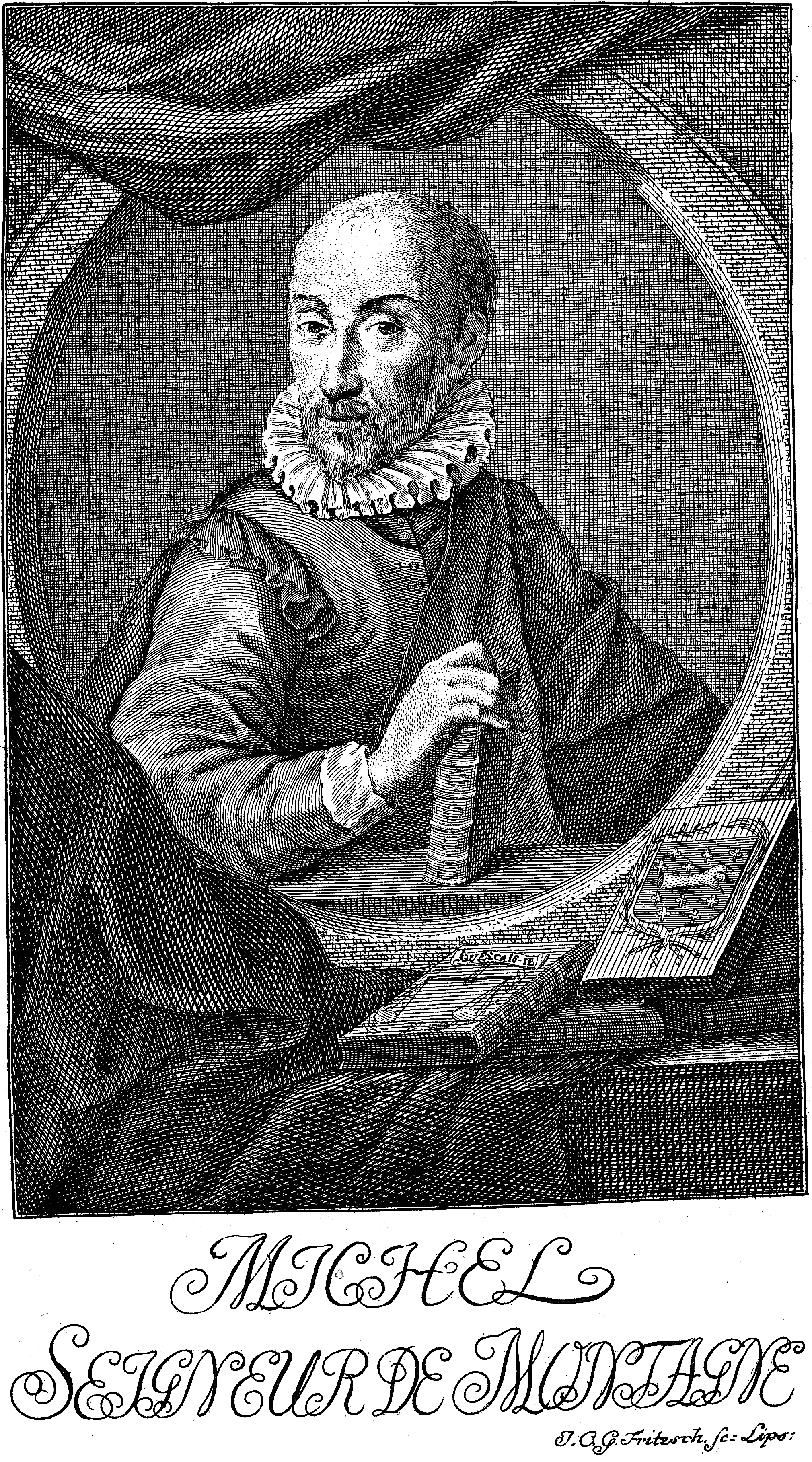the father of essay montaigne Michel de montaigne,  his father, a man of ideas  in his essay on solitude montaigne.