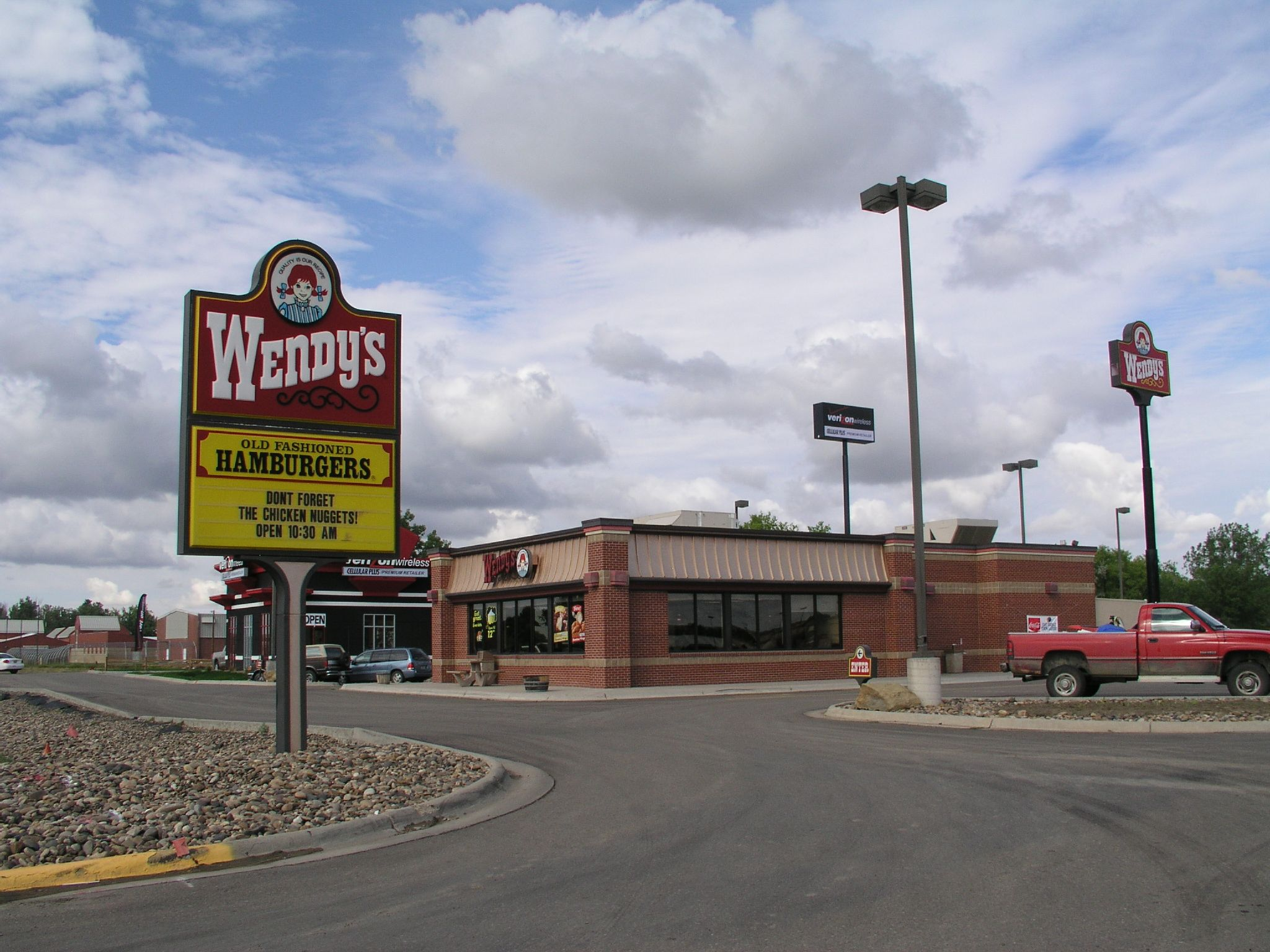 Fast Food Restaurants In Miles City Mt