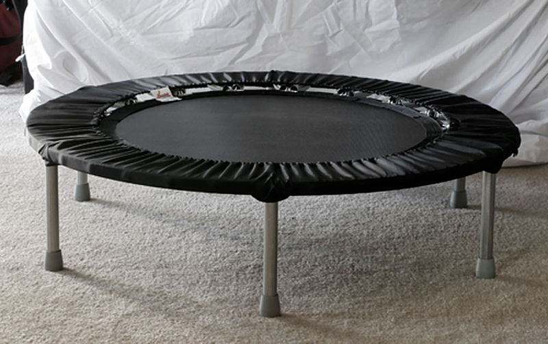 MiniTrampoline.jpg English: Mini Trampoline Date 5 April 2015 Source http://www.jumpster.co.uk/ Author Robster1974