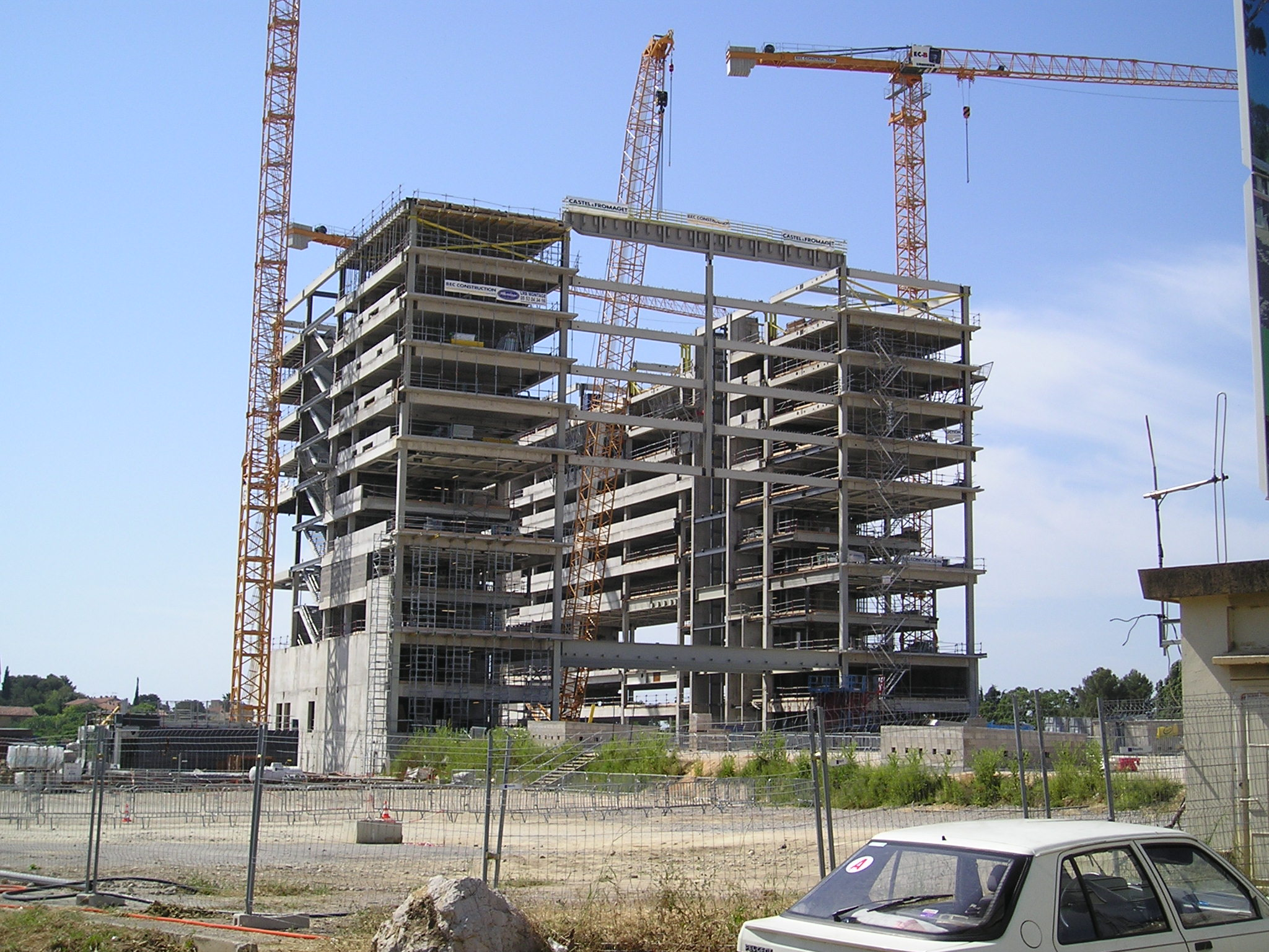 Fichier montpellier hotelville chantier 24052009b jpg for Construction piscine montpellier