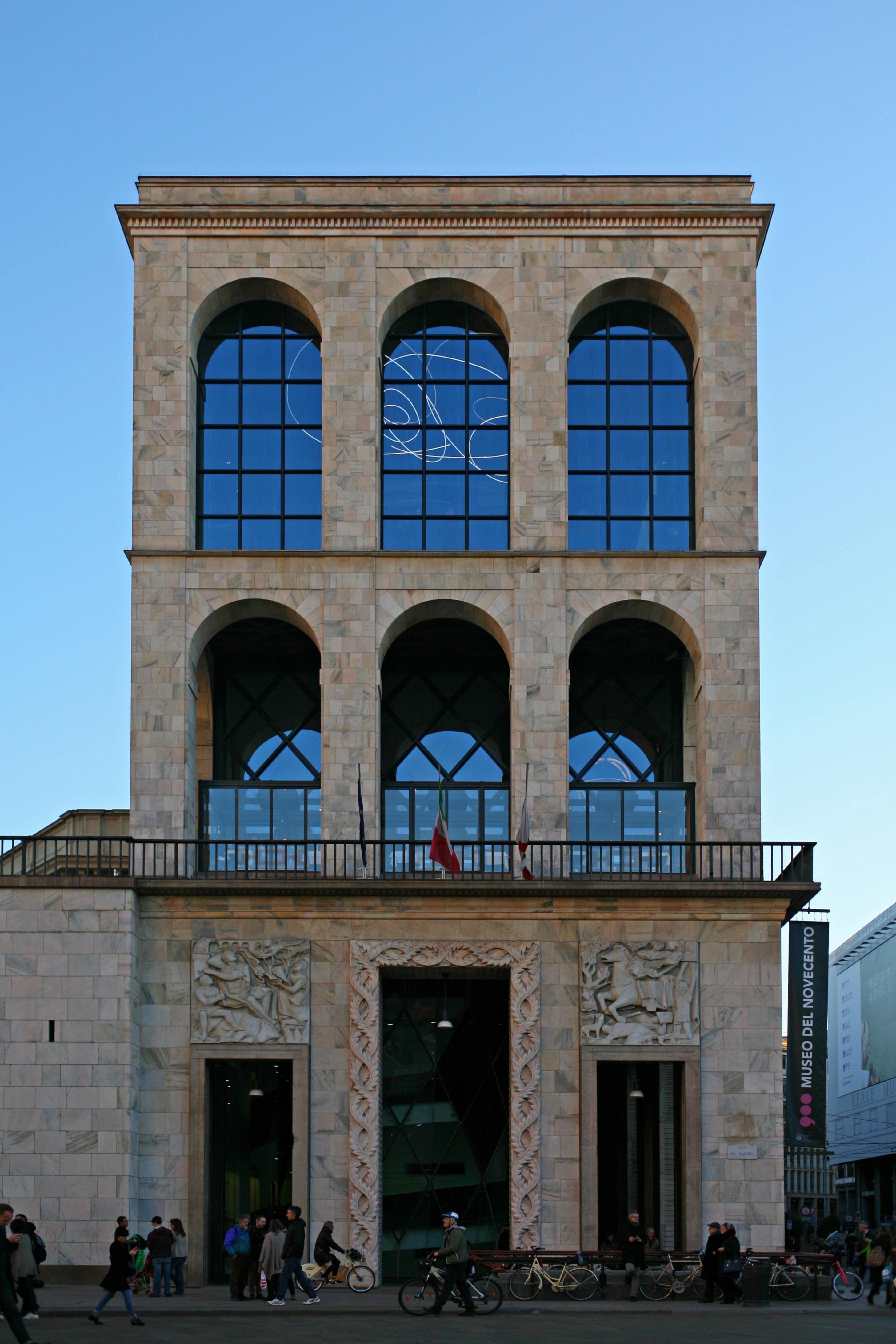Palazzo Dell Arengario Wikipedia