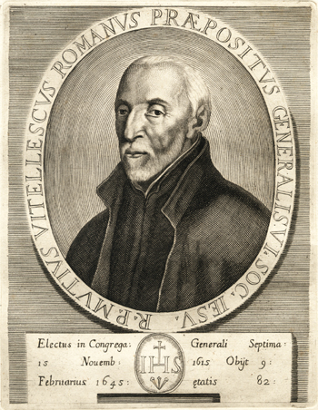 Very Rev. Mutio Vitelleschi, S.J.