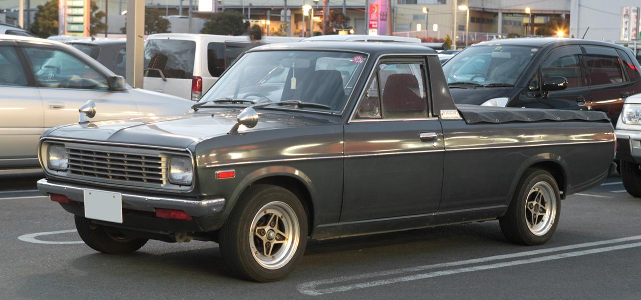 Cool Datsun Trucks - General Discussion - Ratsun Forums