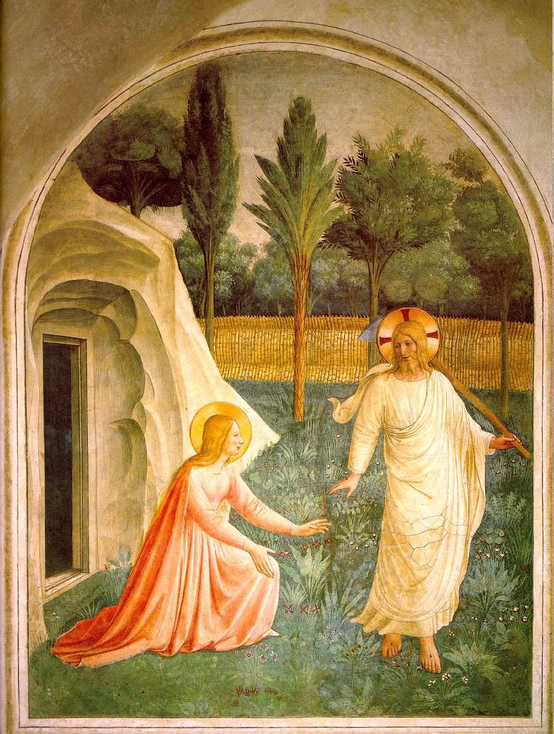 Noli Me Tangere: Fra Angelico