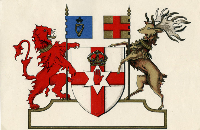Файл:Northern Ireland coat of arms.jpg